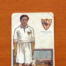 Cromos de Fútbol: SEVILLA - ARMET KINKÉ, SERIE B, Nº 1 - CHOCOLATE AMATLLER 1922. Lote 99425835