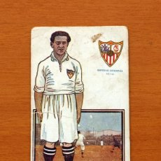 Cromos de Fútbol: SEVILLA - ARMET KINKÉ, SERIE B, Nº 1 - CHOCOLATE AMATLLER 1922. Lote 99425875