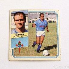 Cromos de Fútbol: HERRERA CELTA EDICIONES ESTE 89-90 1989-1990 NUNCA PEGADO BAJA. Lote 99924435