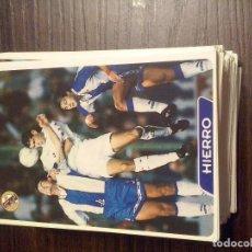 Cromos de Fútbol: LOTE 500 MUNDICROMO LIGA 1995/1996 95/96 . Lote 99996891