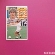 Cromos de Fútbol: ESTE 90/91 / NANDO / VALENCIA / DESPEGADO/ . Lote 100160819
