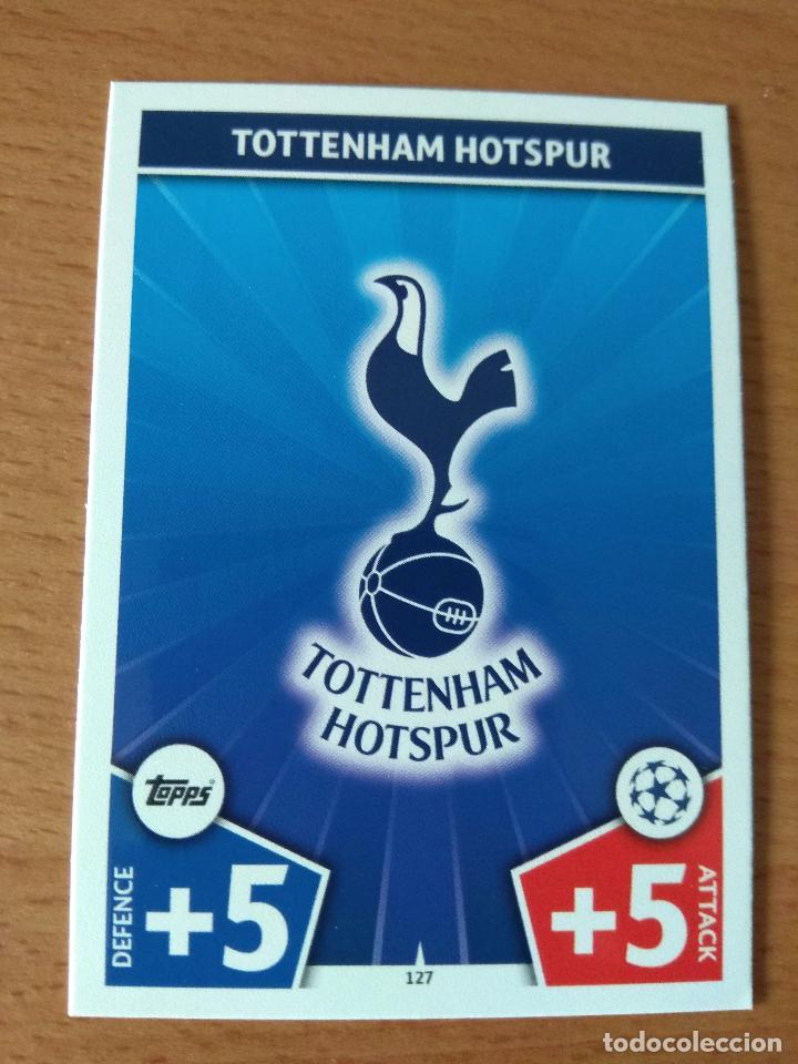 127 Escudo Tottenham Hotspur 2017 2018 Cr Sold Through Direct Sale 100231583