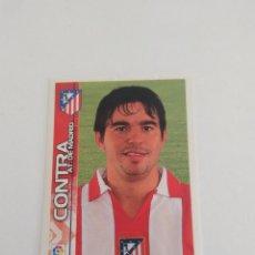 Cromos de Fútbol: CROMO SÚPER LIGA DE ESTRELLAS 2003-2004 PANINI - COSMIN CONTRA, ATLÉTICO DE MADRID (N° 88). Lote 100396887