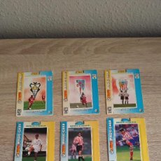 Cromos de Fútbol: LOTE DE 9 MAGIC CARDS DE MATUTANO - DIFERENTES. Lote 100549827