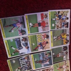 Cromos de Fútbol: URRECHU 1981 1982 ESTE 81 82 FICHAJE 11 DIFÍCIL. Lote 100549838
