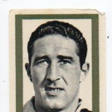 Cromos de Fútbol: DEL RÍO - C.D. MÁLAGA - CROMO CAMPEONATOS NACIONALES DE FÚTBOL 1955 – RUIZ ROMERO. Lote 101196308