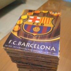 Cromos de Fútbol: LOTE 322 CROMOS SIN REPETIR MUNDICROMO FICHAS QUIZ GAME LIGA 2010 2011 10 11. Lote 100656331