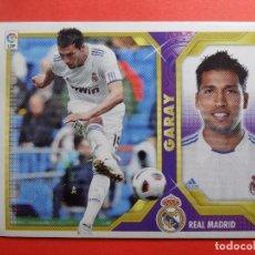 Cromos de Fútbol: ESTE 2011 2012 - Nº 4B GARAY - REAL MADRID - 4 B - 11 12. Lote 137129561