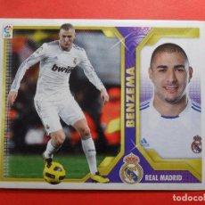 Cromos de Fútbol: ESTE 2011 2012 - Nº 16A BENZEMA - REAL MADRID - 16 A - 11 12. Lote 137129638