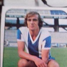 Cromos de Fútbol: 78/79 ESTE. ESPAÑOL FERNÁNDEZ AMADO NUNCA PEGADO. Lote 101335571