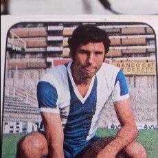 Cromos de Fútbol: ESTE 78 79 JOSE MANUEL DEL R.C.D.ESPAÑOL - NUNCA PEGADO. Lote 101335587