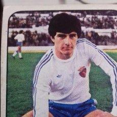 Cromos de Fútbol: CROMO NUNCA PEGADO - EDICIONES ESTE 1978 1979 - 78 79 - ALONSO - REAL ZARAGOZA. Lote 101337079