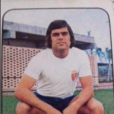 Cromos de Fútbol: CROMO NUNCA PEGADO - EDICIONES ESTE 1978 1979 - 78 79 - HEREDIA - REAL ZARAGOZA. Lote 101337099