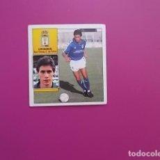 Cromos de Fútbol: ESTE 92/93/ LUIS MANUEL / OVIEDO / NUNCA PEGADO. Lote 101541759