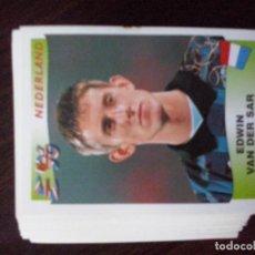 Cromos de Fútbol: LOTE 50 CROMOS PANINI EUROCOPA EURO INGLATERRA 1996 96 SIN PEGAR DISTINTOS.. Lote 101653183