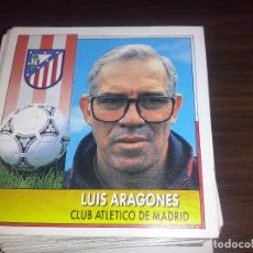 Cromos de Fútbol: LOTE 50 CROMOS EDICIONES ESTE LIGA TEMPORADA 1992/1993 92/93 SIN PEGAR. Lote 101708731