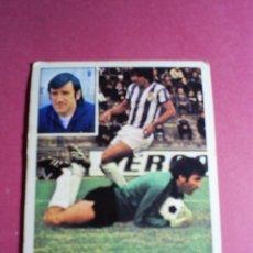 Cromos de Fútbol: BAJA LLACER REAL VALLADOLID EDICIONES ESTE 1981 1982 LIGA 81 82 CROMO FUTBOL SIN PEGAR NUNCA PEGADO. Lote 101714255