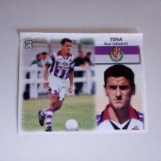 Cromos de Fútbol: TENA COLOCA VALLADOLID. LIGA ESTE 1999 - 2000. VENTANILLA. Lote 101732779
