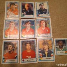 Cromos de Fútbol: LOTE 10 CROMOS MUNDIAL ESTADOS UNIDOS 94 EDICIONES ESTADIO - WORLD CUP USA 1994 ALBUM. Lote 101784271