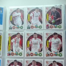 Cromos de Fútbol: 322 VITOLO SEVILLA PANINI LIGA ADRENALYN XL 2014 2015 14 15 FICHA EQUIPO. Lote 101949751