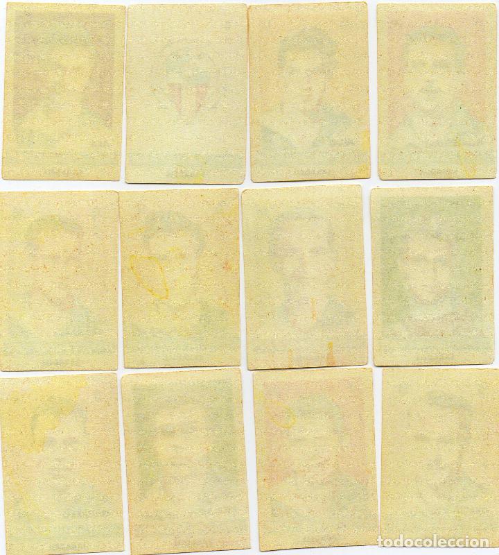 Cromos de Fútbol: murcia,temporada 1944-45, de azafran salsafran, de novelda alicante - Foto 2 - 102380667