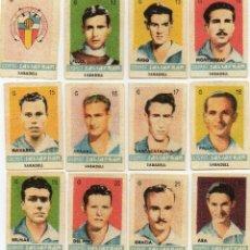 Cromos de Fútbol: SABADELL, TEMPORADA 1944-45,DE CONDIMENTOS SALSAFRAN, DE NOVELDA ALICANTE. Lote 102380891