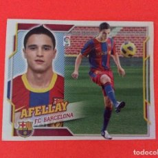 Cromos de Fútbol: LIGA - ESTE - 2010-2011 - AMPLIACIÓN FICHAJE O COLOCA - Nº 7 - AFELLAY - F.C. BARCELONA. Lote 102422819