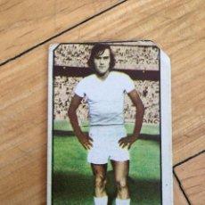 Cromos de Fútbol: CJ CROMO LIGA ESTE 77 78 1977 1978 STIELIKE REAL MADRID FICHAJE 14. Lote 102643123