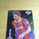 Cromos de Fútbol: 595 TOP 7 BRILLO MESSI FC BARCELONA MUNDICROMO FICHAS LIGA 11 12 QUIZ GAME COLLECTION 2011 2012. Lote 102842095