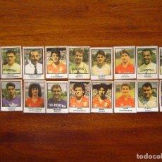 Cromos de Fútbol: R.C.D. MALLORCA - 18 CROMOS - EQUIPO COMPLETO - PATERNINA LIGA 1991/92 91/92. Lote 120473636