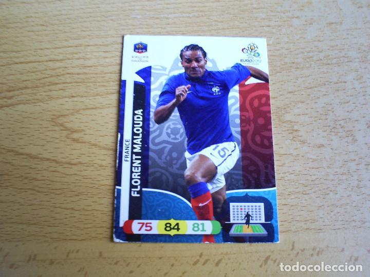 Adrenalyn XL EURO EM 2012 Florent Malouda Frankreich