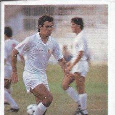 Cromos de Fútbol: 9483 -CROMO DESPEGADO LIGA 83-84 CROMOS CANO -QUIQUE (SEVILLA)- ULTIMO FICHAJE Nº 20. Lote 103591247