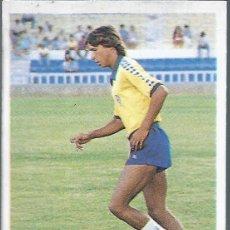 Cromos de Fútbol: 9488 -CROMO DESPEGADO LIGA 83-84 CROMOS CANO -FRANCIS (CADIZ)- ULTIMO FICHAJE Nº 13. Lote 103591911