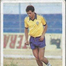 Cromos de Fútbol: 9489 -CROMO DESPEGADO LIGA 83-84 CROMOS CANO -MANOLO (CADIZ)- ULTIMO FICHAJE Nº 12. Lote 103592027