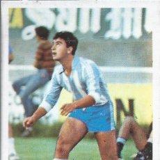 Cromos de Fútbol: 9494 -CROMO DESPEGADO LIGA 83-84 CROMOS CANO -NUÑEZ (MALAGA)- ULTIMO FICHAJE Nº 7. Lote 103592735