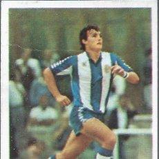 Cromos de Fútbol: 9496 -CROMO DESPEGADO LIGA 83-84 CROMOS CANO -NOVARINI (ESPAÑOL)- ULTIMO FICHAJE Nº 5. Lote 103593027