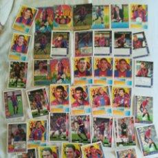 Cromos de Fútbol: LOTE CROMOS DEL BARSA. Lote 103745623
