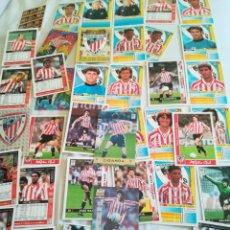 Cromos de Fútbol: LOTE CROMOS ATHLETIC CLUB DE BILBAO. Lote 103746126