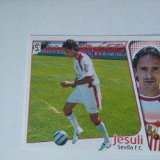 Cromos de Fútbol: EDICIONES ESTE - LIGA 2004 2005 - ULTIMOS FICHAJES 32 - SEVILLA F.C. JESULI. Lote 103754075