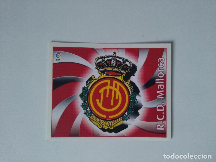 EDICIONES ESTE - LIGA 2004 2005 - R.C.D. MALLORCA - ESCUDO (Coleccionismo Deportivo - Álbumes y Cromos de Deportes - Cromos de Fútbol)