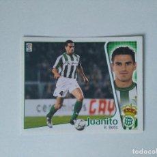 Cromos de Fútbol: EDICIONES ESTE - LIGA 2004 2005 - R. BETIS - JUANITO. Lote 103759911