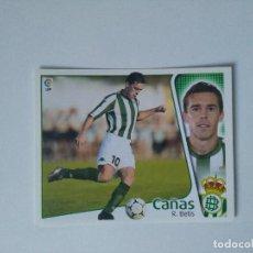 Cromos de Fútbol: EDICIONES ESTE - LIGA 2004 2005 - R. BETIS - CAÑAS. Lote 103759983