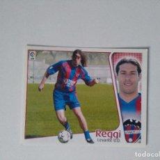 Cromos de Fútbol: EDICIONES ESTE - LIGA 2004 2005 - LEVANTE U.D. - REGGI. Lote 178245582