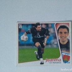 Cromos de Fútbol: EDICIONES ESTE - LIGA 2004 2005 - C.D. NUMANCIA - JUANMA. Lote 175782594