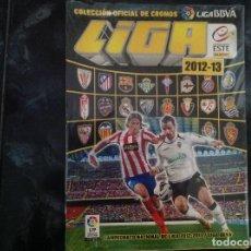 Cromos de Fútbol: ÁLBUM LIGA 2012-13 ESTE, 12-13 GRAN LOTE DE MÁS DE 480 CROMOS, MERCADO DE INVIERNO COMPLETO.. Lote 103800695