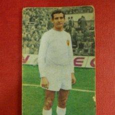 Cromos de Fútbol: CROMO - FUTBOL - 72.- VIDAGANI - EDITORIAL RUIZ ROMERO - RUIROMER 1969-70 - NUNCA PEGADO. Lote 103892031