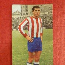 Cromos de Fútbol: CROMO - FUTBOL - 351.- ALBERTO - EDITORIAL RUIZ ROMERO - RUIROMER 1969-70 - NUNCA PEGADO. Lote 103892095