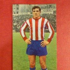 Cromos de Fútbol: CROMO - FUTBOL - 347.- CHURRUCA - EDITORIAL RUIZ ROMERO - RUIROMER 1969-70 - NUNCA PEGADO. Lote 103892143