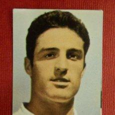 Cromos de Fútbol: CROMO - FUTBOL - CAYUELA - VALENCIA C.F. - FHER 1968-1969 - 68-69 - DISGRA - NUNCA PEGADO. Lote 103892483