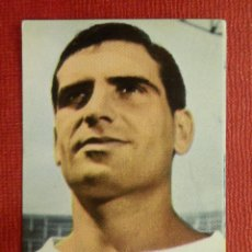 Cromos de Fútbol: CROMO - FUTBOL - VILAR - VALENCIA C.F. - FHER 1968-1969 - 68-69 - DISGRA - NUNCA PEGADO. Lote 103892495